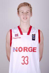 #33 - Tobias Rotegård vant 3 kamper med Norge U16-landslag i B-EM i Sofia, Bulgaria i sommer (2016).